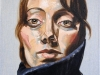 Della Melanconia 2, 2011, olio su tela, cm 35x33.