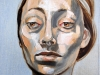 Della Melanconia 1, 2011, olio su tela, cm 35x33.